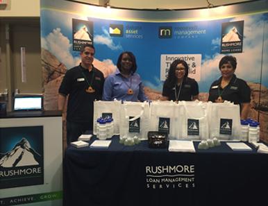 Jobfair Rushmore Loan Management Services